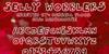 Jelly Wobblers Font text screenshot