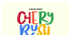 Chery Rush Demo Font design graphic