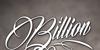 Billion Stars Personal Use  Font scissors design