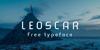 Leoscar Font sky screenshot