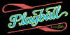Playball Font cartoon design