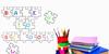 McPuzzle Color Font child art cartoon