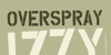 Overspray Font text screenshot