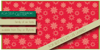 StarsPROMO Font pattern wrapping paper