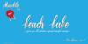 Mavblis Demo - Free For Persona Font design typography