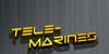 Tele-Marines Font screenshot outdoor
