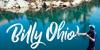 Billy Ohio Font water handwriting