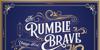 Rumble Brave Font design typography