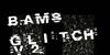 Bams Glitch V2 Demo Font poster
