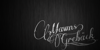 Many Weatz Font handwriting blackboard