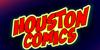 Houston Comics Personal Use Font poster