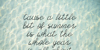 Olster Font handwriting text