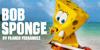 Bob Sponge Font cartoon toy