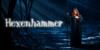 DK Hexenhammer Font screenshot poster