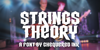 Strings Theory Font screenshot design