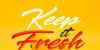 Keshya Font poster