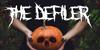 The Defiler Font tree pumpkin