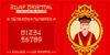 Zilap Oriental Font design cartoon