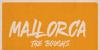 Mallorca Font poster