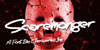 Scaremonger Font painting drawing