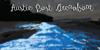 Austie Bost Dreamboat Font water