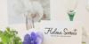 Qiara Tosfa Font flower pastel