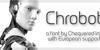 Chrobot Font human face screenshot