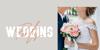 Allison Tessa Signature Font flower wedding dress