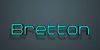 Bretton Font screenshot font