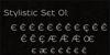 Resamitz Font screenshot text