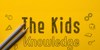 Kid Knowledge Clipart Font text
