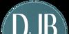 DJB File Folder Labels Font text