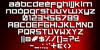 Orena Font poster screenshot