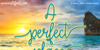A Perfect Place Font outdoor beach