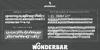 Wonderbar Font screenshot template