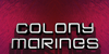 Colony Marines Font screenshot poster