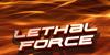 Lethal Force Font screenshot