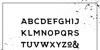 NORTHWEST Bold Font design typography