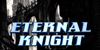 Eternal Knight Font outdoor sign