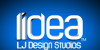 LJ Design Studios Lidea Font screenshot design