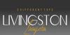 Livingston Serif Font design