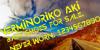Verminoriko Aki Font screenshot cloud
