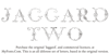Jaggard Two Font sketch drawing