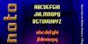 Ignoto Font text