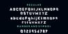 Roundfra Font poster