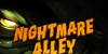 Nightmare Alley Font poster