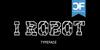 CF I Robot Font design typography
