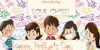 love child Font cartoon text