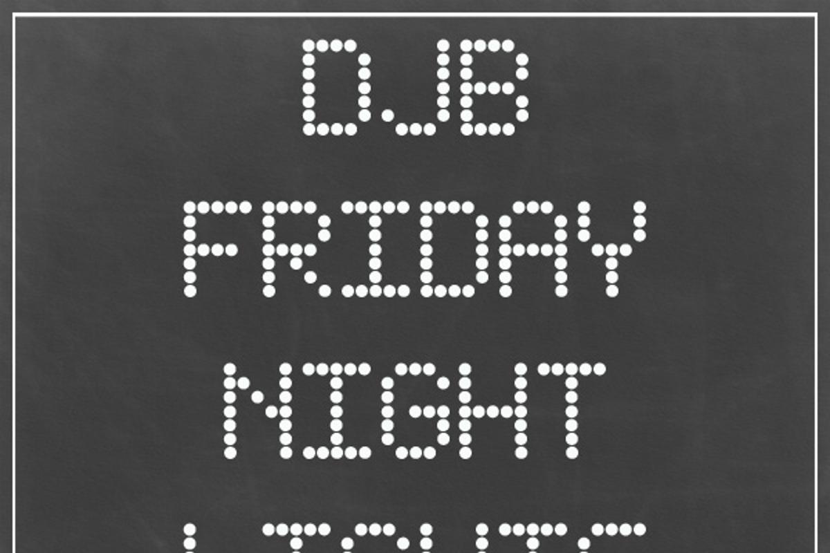 DJB Friday Night Lights Font | Darcy Baldwin Fonts | FontSpace