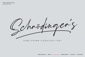 Schrödinger 's